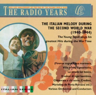 The Italian Melody During The Second World War (1940-1944)