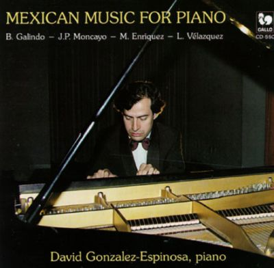 Mexican Music For Piano
