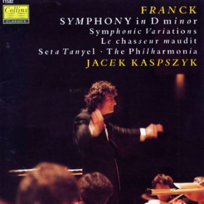 Franck: Le Chasseur Maudit; Symphonic Variations; Symphony in D Minor