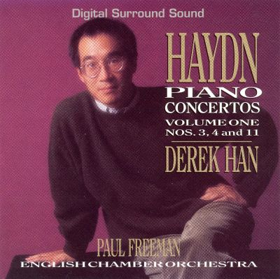 Haydn: Piano Concertos, Vol. 1