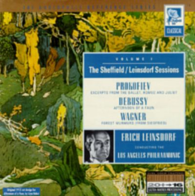 The Sheffield / Leinsdorf Sessions, Vol. 1