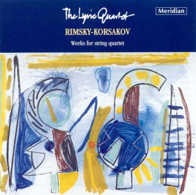 Rimsky-Korsakov: Works for String Quartet