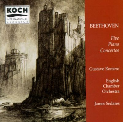 Beethoven: Five Piano Concertos