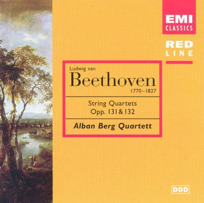 Beethoven: String Quartets Nos.14 & 15