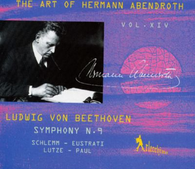 The Art Of Hermann Abendroth, Vol. 14