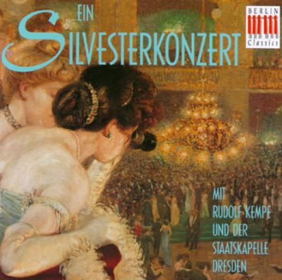 A New Year's Eve Concert with the Staatskapelle Dresden