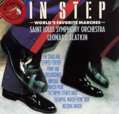 In Step: World's Favorite Marches