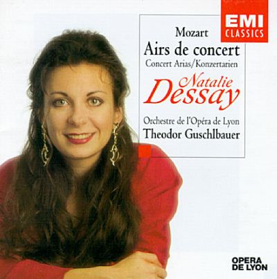 Dessay Discography of CDs