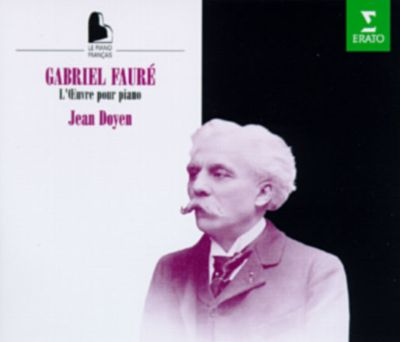 Fauré: Works for Piano