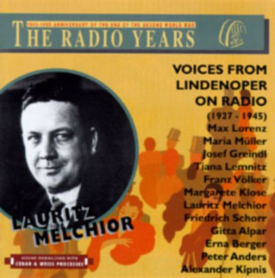 Voices from Lindenoper on Radio