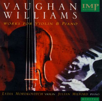 Vaughan Williams: Works for Violin & Piano