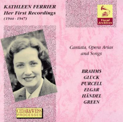 Her First Recordings, 1944-1947