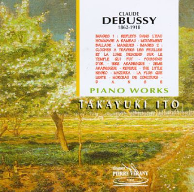 Claude Debussy: Piano Works