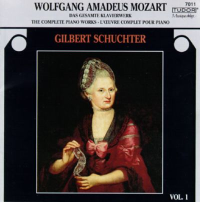 Mozart: The Complete Piano Works, Vol. 1