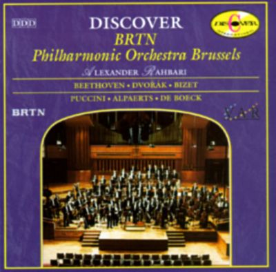 Discover BRTN Philharmonic Orchestra Brussels