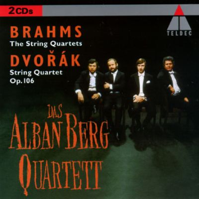 Brahms: The String Quartets; Dvorák: String Quartet Op. 106