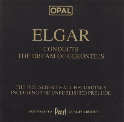 The Dream of Gerontius, oratorio for soloists, chorus & orchestra, Op. 38