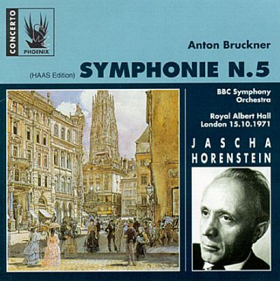 Symphony No. 5 in B flat major, WAB 105
