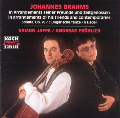 Brahms: In Arrangements of His Friends and Contemporaries