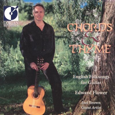 Chords & Thyme: English Folksongs for Guitar