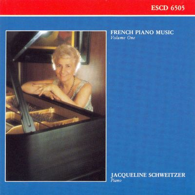 French Piano Music, Vol.1