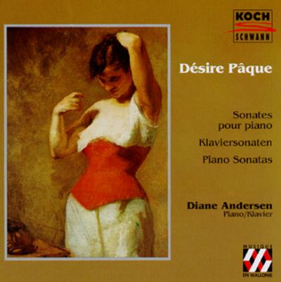 Paque: Sonates for Piano