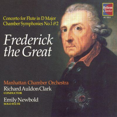 Chamber Music of Frederick the Great