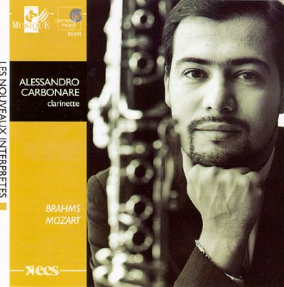 Alessandro Carbonare plays Brahms & Mozart