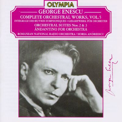 Enescu: Complete Orchestral Works, Vol. 5