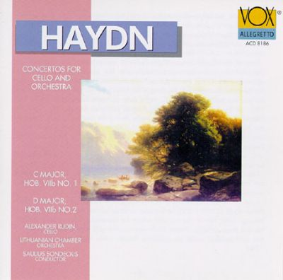 Haydn: Concertos for Cello and Orchestra