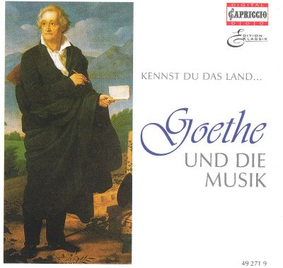 "Mignon (""Kennst du das Land""), song for voice & piano, Op. 75/1"