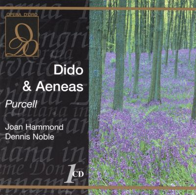 Dido and Aeneas, opera, Z. 626