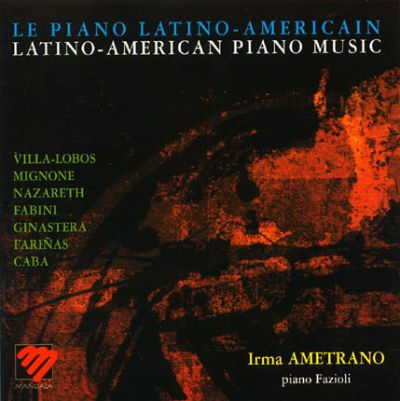 Latino-American Piano Music
