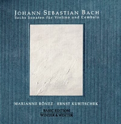 Bach: Sonatas for for Violin and Harpsichord BWV1014-1019