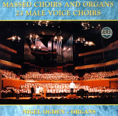 "Jerusalem (""And did those feet in ancient time""), for chorus & organ (or orchestra)"