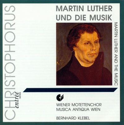 Martin Luther & The Music