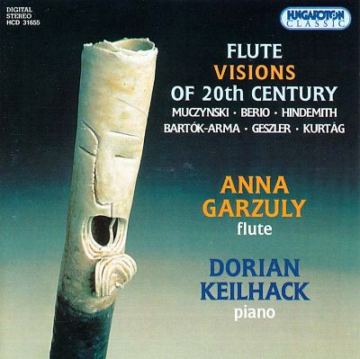 Flute Visions of the 20th Century