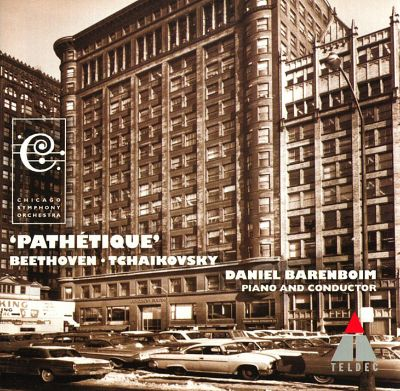 Pathétique: Beethoven & Tchaikovsky
