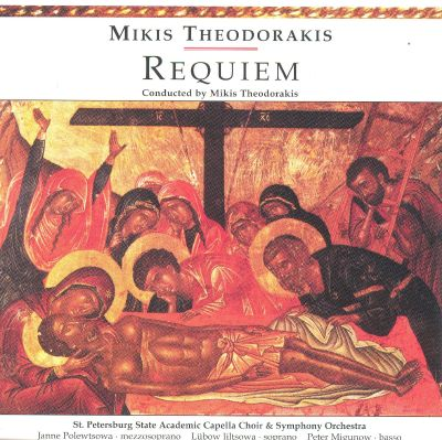 Requiem for 4 soloists, chorus, children's choir & orchestra