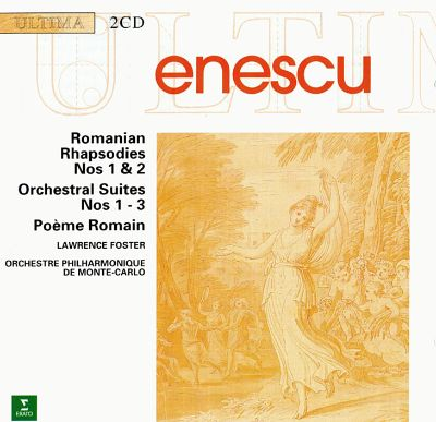 Roumanian Rhapsodies (2), for orchestra, Op. 11