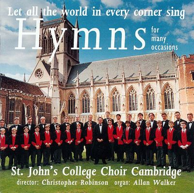Let All the World Sing:  Hymns for Many Occasions