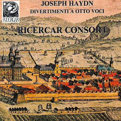 Haydn: Divertimenti for 8 voices, Vol. 1