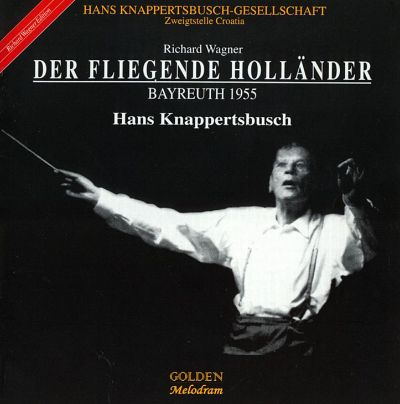 Der fliegende Holländer (The Flying Dutchman), opera, WWV 63