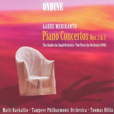 Studies (2) for orchestra: No. 1, Tranquillo