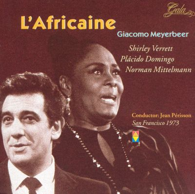 Meyerbeer: L'Africaine