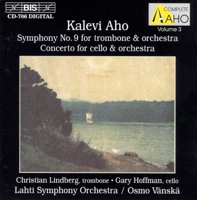 Symphony No. 9 for trombone & orchestra
