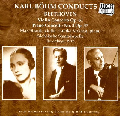 Karl Böhm Conducts Beethoven