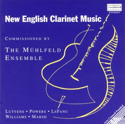 New English Clarinet Music
