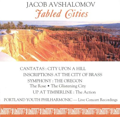 Avshalomov: Fabled Cities