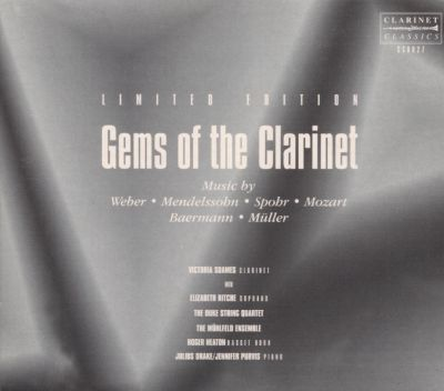 Gems of the Clarinet